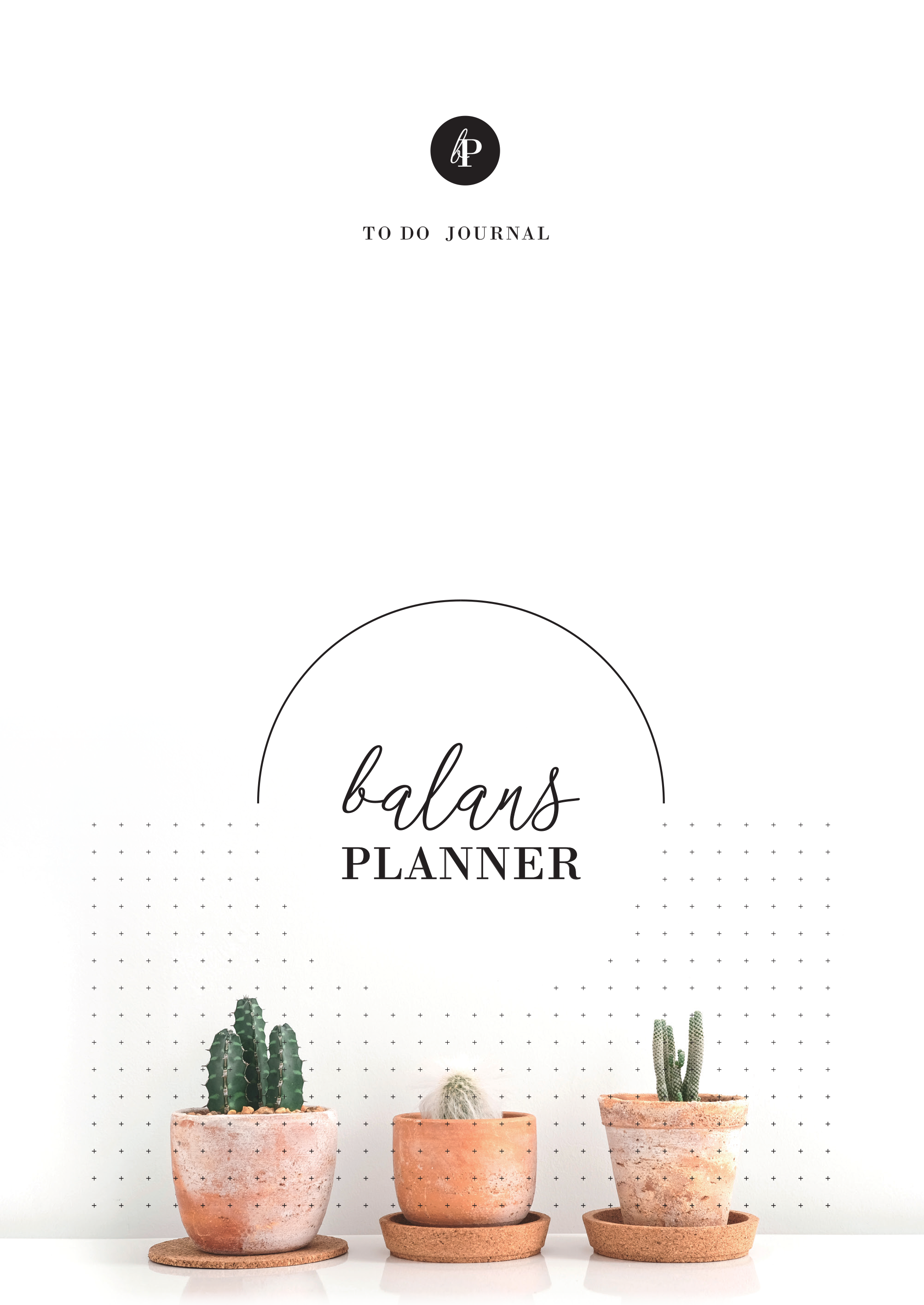 balans planner less is more