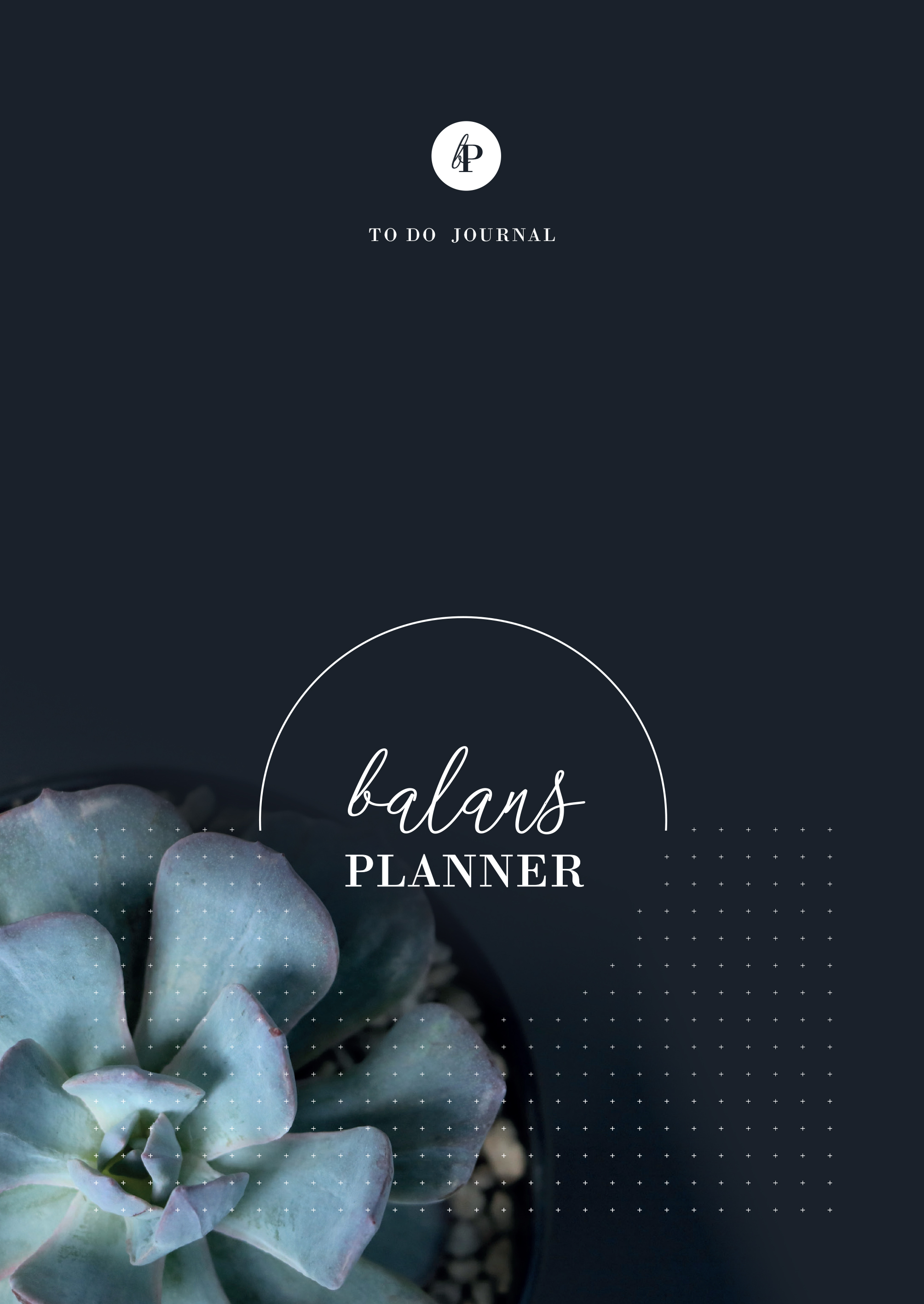 balans planner the new black