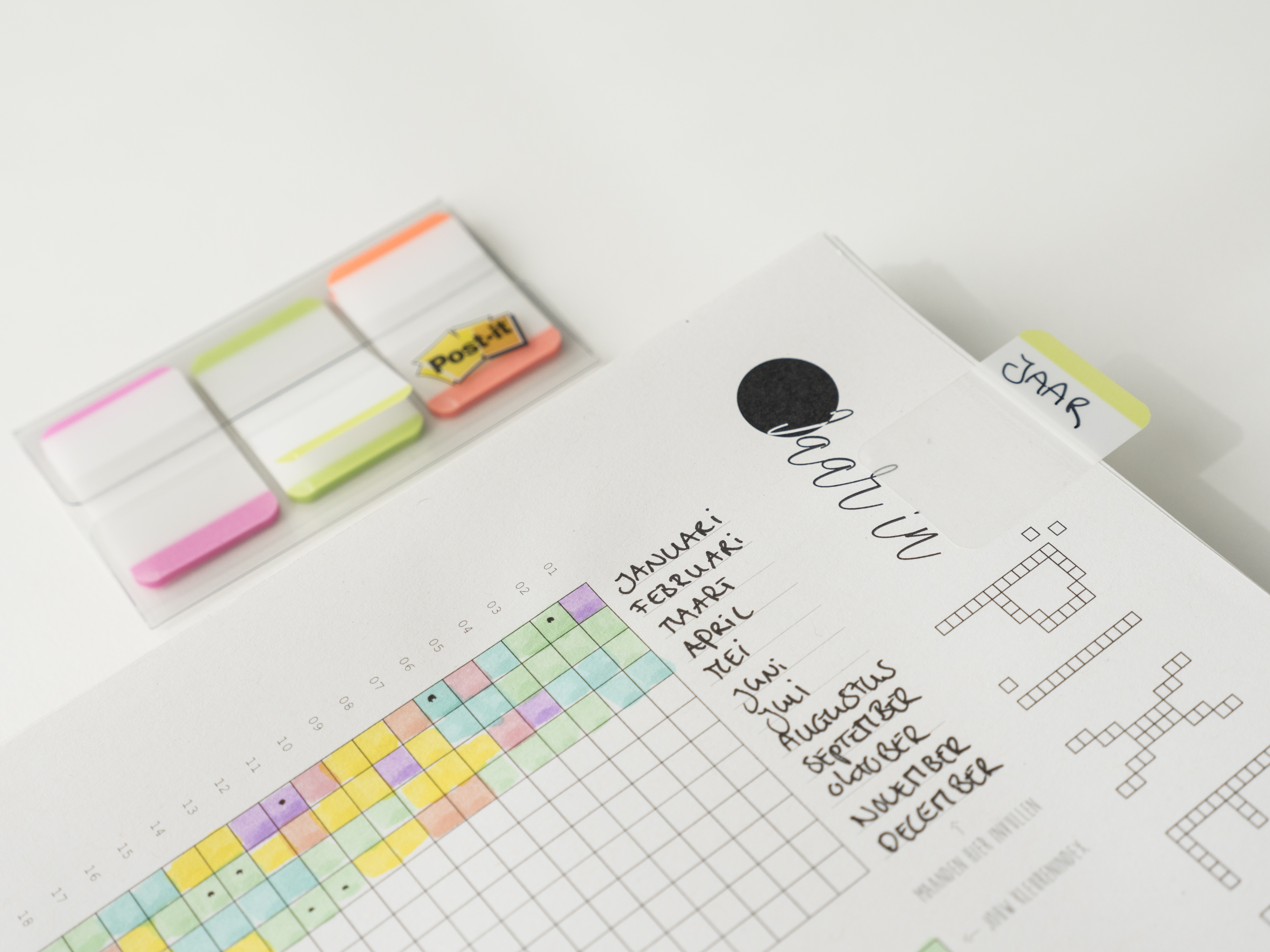 do it yourself balans planner