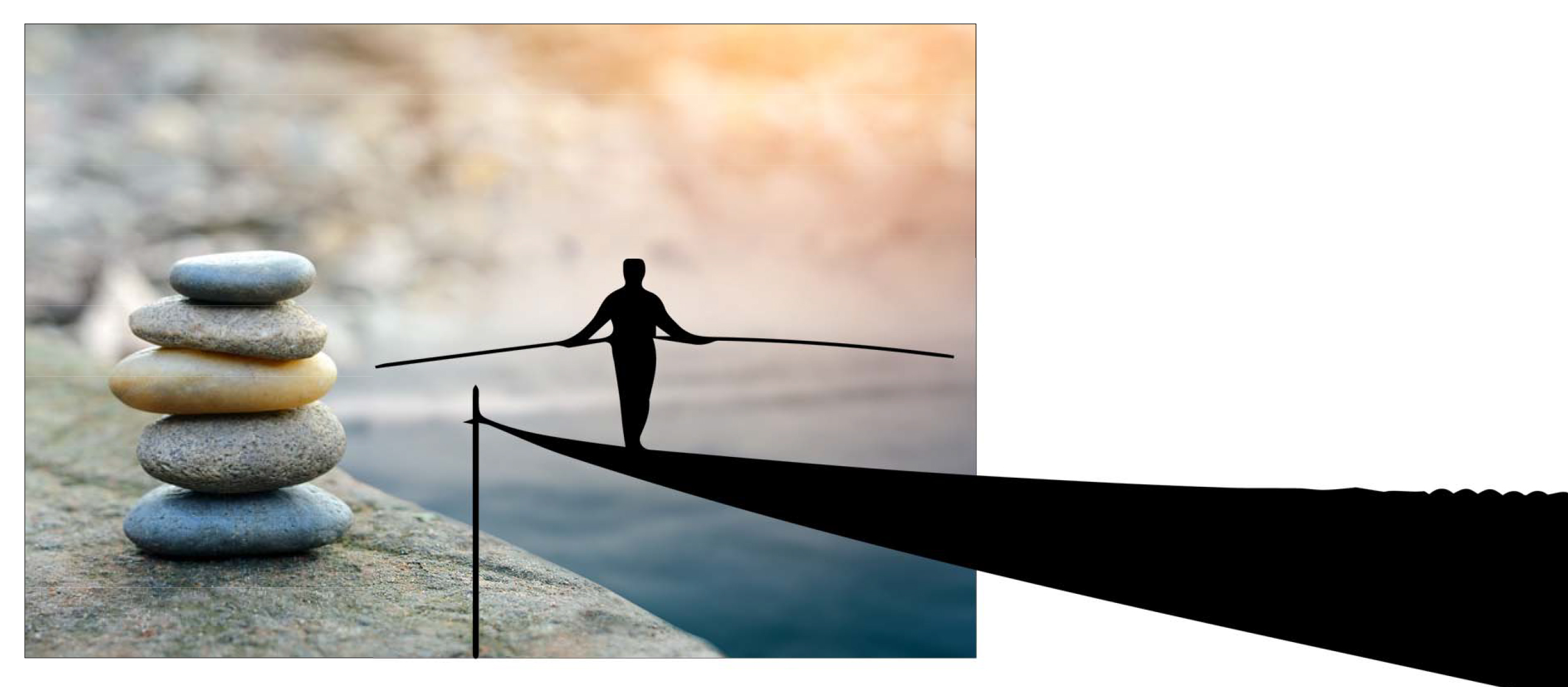 balans planner koorddanser